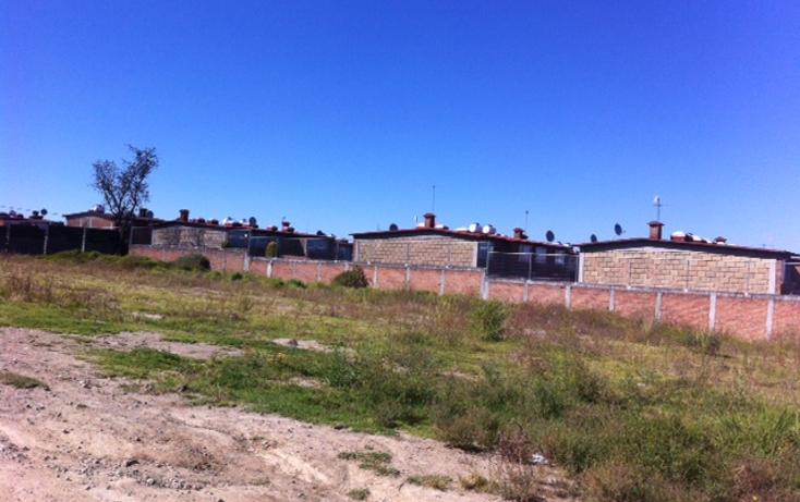 Foto de terreno habitacional en venta en  , san felipe tlalmimilolpan, toluca, m?xico, 1302585 No. 05