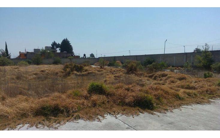 Foto de terreno habitacional en venta en  , san felipe tlalmimilolpan, toluca, méxico, 1761508 No. 05
