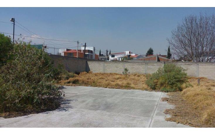 Foto de terreno habitacional en venta en  , san felipe tlalmimilolpan, toluca, méxico, 1761508 No. 10
