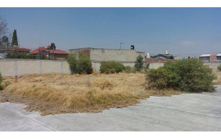 Foto de terreno habitacional en venta en  , san felipe tlalmimilolpan, toluca, méxico, 1761508 No. 12