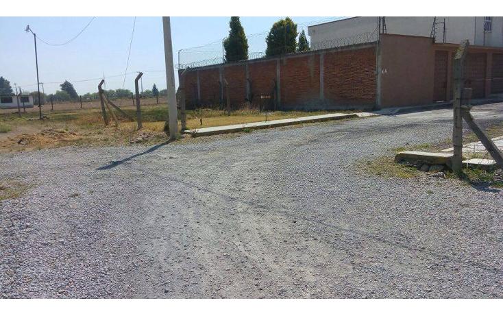 Foto de terreno habitacional en venta en  , san felipe tlalmimilolpan, toluca, méxico, 1761508 No. 14