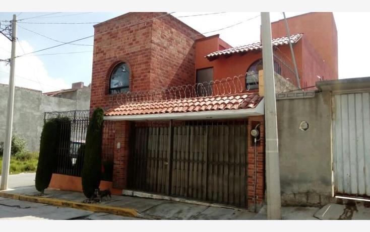 Foto de casa en venta en  , san felipe tlalmimilolpan, toluca, méxico, 2679187 No. 01
