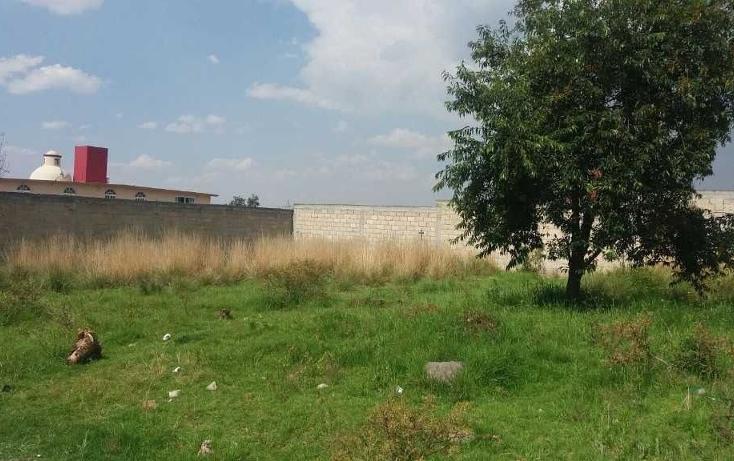 Foto de terreno habitacional en venta en  , san felipe tlalmimilolpan, toluca, méxico, 3424330 No. 04