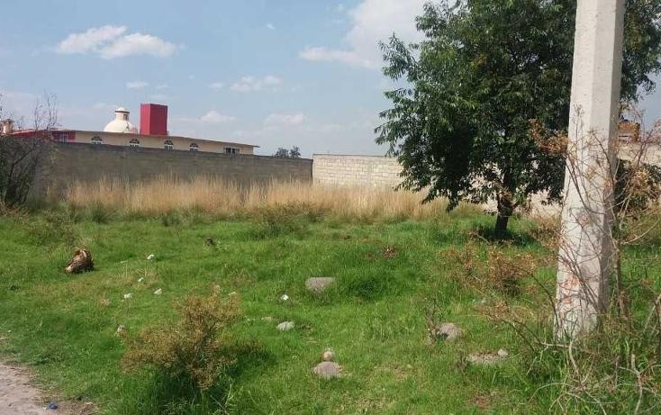 Foto de terreno habitacional en venta en  , san felipe tlalmimilolpan, toluca, méxico, 3424330 No. 05