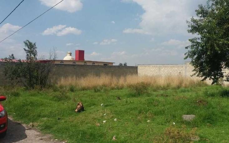 Foto de terreno habitacional en venta en  , san felipe tlalmimilolpan, toluca, méxico, 3424330 No. 06