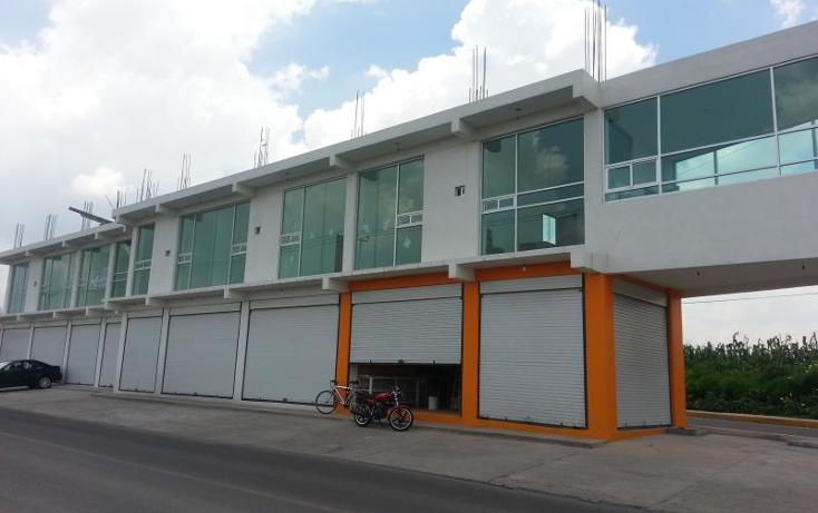 Foto de oficina en renta en  , san felipe tlalmimilolpan, toluca, méxico, 478104 No. 01