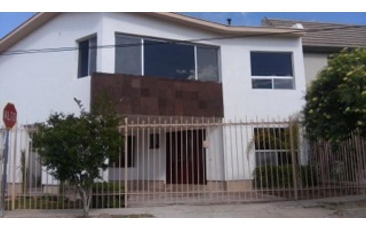 Foto de casa en venta en  , san felipe v, chihuahua, chihuahua, 1695900 No. 01