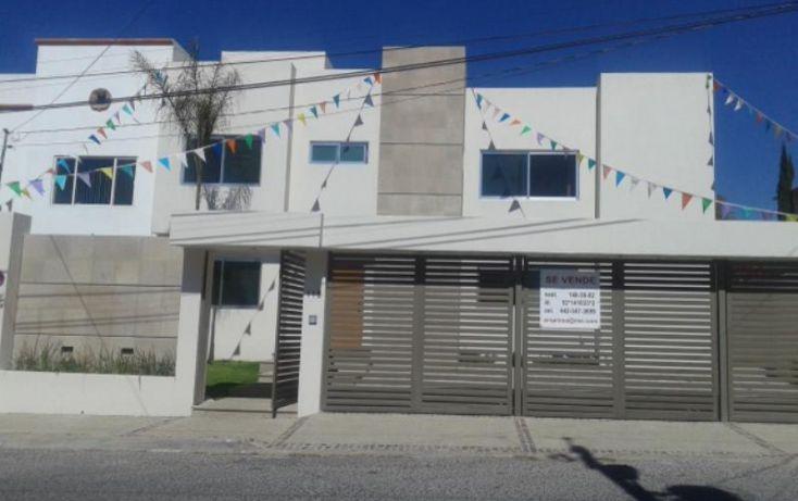 Foto de casa en venta en san fernando, san francisco juriquilla, querétaro, querétaro, 1218189 no 01