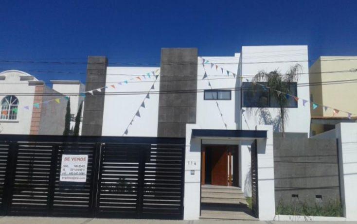 Foto de casa en venta en san fernando, san francisco juriquilla, querétaro, querétaro, 1454003 no 01