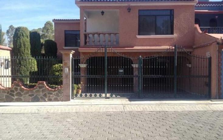 Foto de casa en venta en san francisco 115, claustros del parque, querétaro, querétaro, 0 No. 01