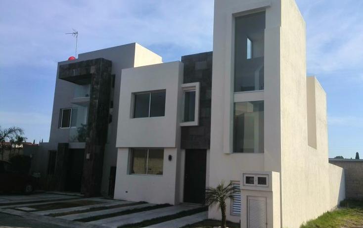Foto de casa en venta en  , san francisco acatepec, san andr?s cholula, puebla, 1765290 No. 01