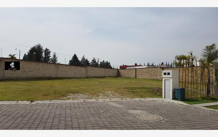 Foto de terreno habitacional en venta en  , san francisco acatepec, san andrés cholula, puebla, 1845480 No. 04
