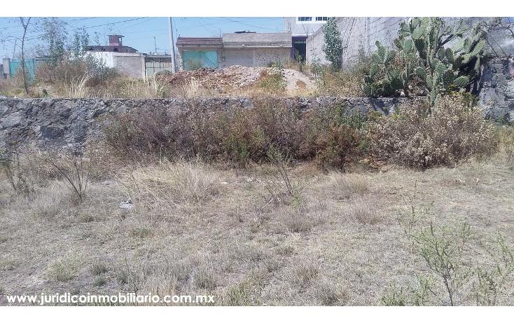 Foto de terreno habitacional en venta en  , san francisco acuautla, ixtapaluca, m?xico, 1877806 No. 03