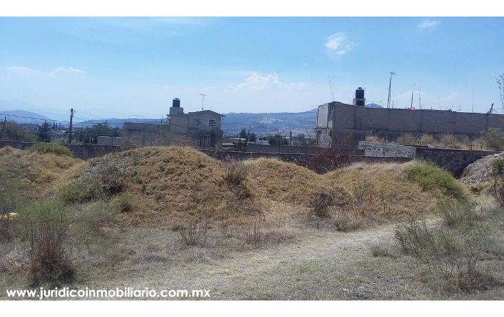 Foto de terreno habitacional en venta en  , san francisco acuautla, ixtapaluca, m?xico, 1877806 No. 04