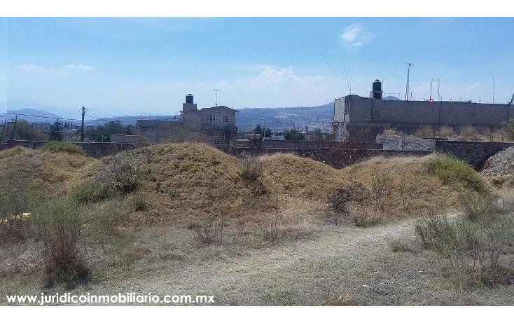 Foto de terreno habitacional en venta en  , san francisco acuautla, ixtapaluca, m?xico, 1877806 No. 06
