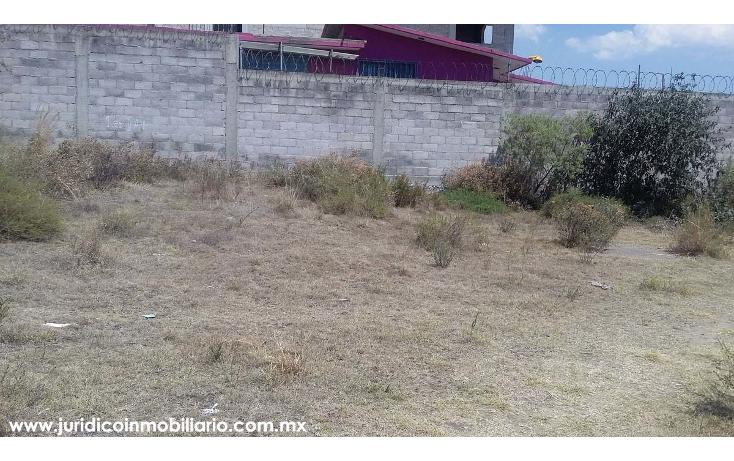 Foto de terreno habitacional en venta en  , san francisco acuautla, ixtapaluca, m?xico, 1877806 No. 07