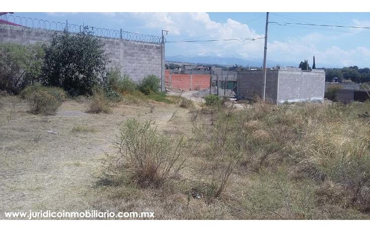 Foto de terreno habitacional en venta en  , san francisco acuautla, ixtapaluca, m?xico, 1877806 No. 09