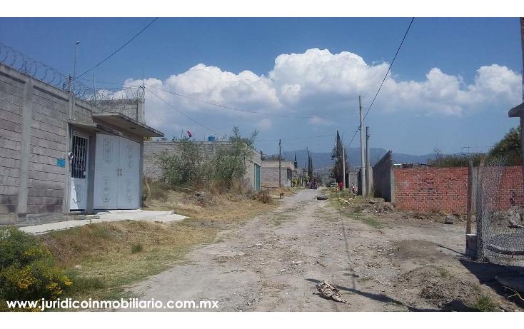 Foto de terreno habitacional en venta en  , san francisco acuautla, ixtapaluca, m?xico, 1877806 No. 13