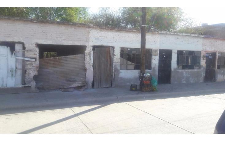 Foto de terreno habitacional en venta en  , san francisco, ahome, sinaloa, 1802676 No. 01