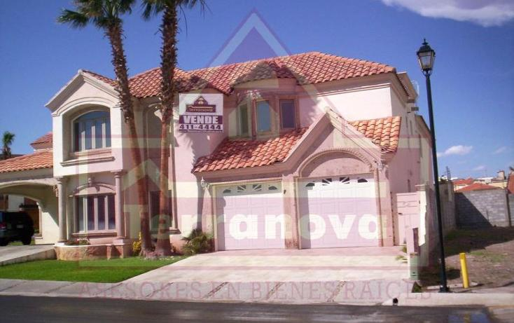 Foto de casa en venta en  , san francisco, chihuahua, chihuahua, 894477 No. 02