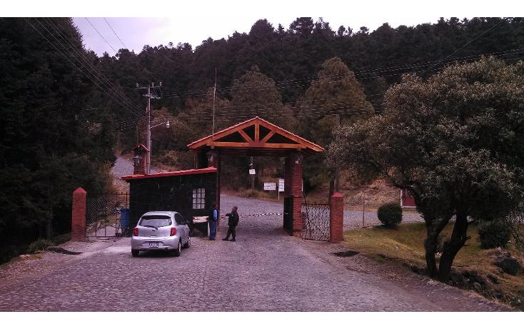 Foto de terreno habitacional en venta en  , san francisco chimalpa, naucalpan de ju?rez, m?xico, 1252745 No. 01