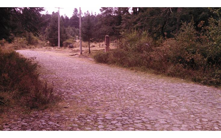 Foto de terreno habitacional en venta en  , san francisco chimalpa, naucalpan de juárez, méxico, 1252745 No. 10