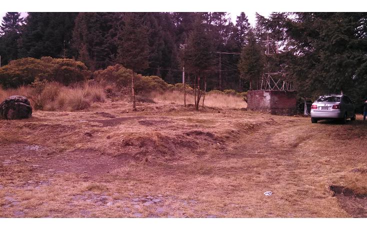 Foto de terreno habitacional en venta en  , san francisco chimalpa, naucalpan de ju?rez, m?xico, 1252745 No. 12