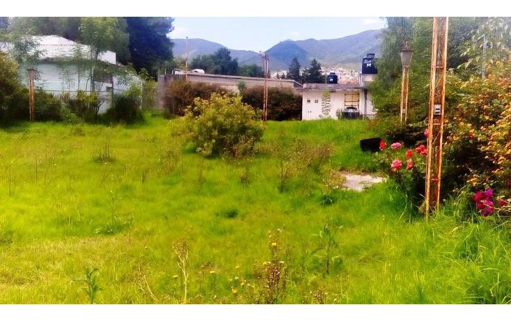 Foto de terreno habitacional en venta en  , san francisco coacalco (cabecera municipal), coacalco de berriozábal, méxico, 1631340 No. 06