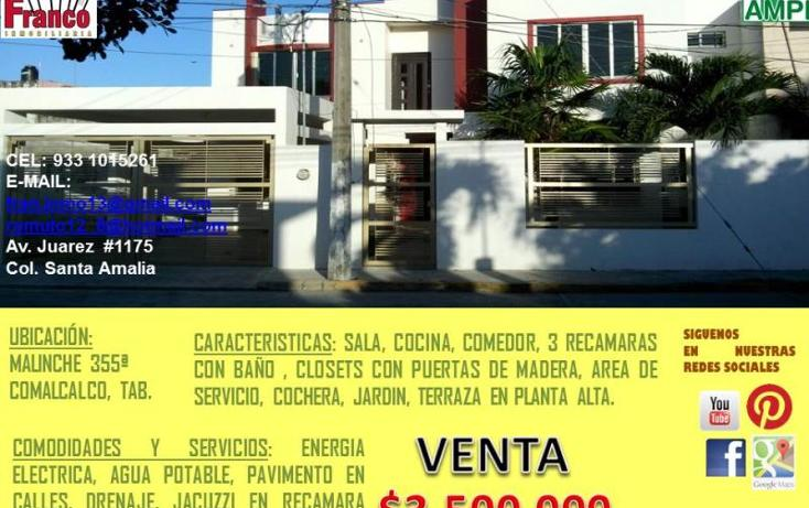 Foto de casa en venta en malinche , san francisco, comalcalco, tabasco, 1980954 No. 09