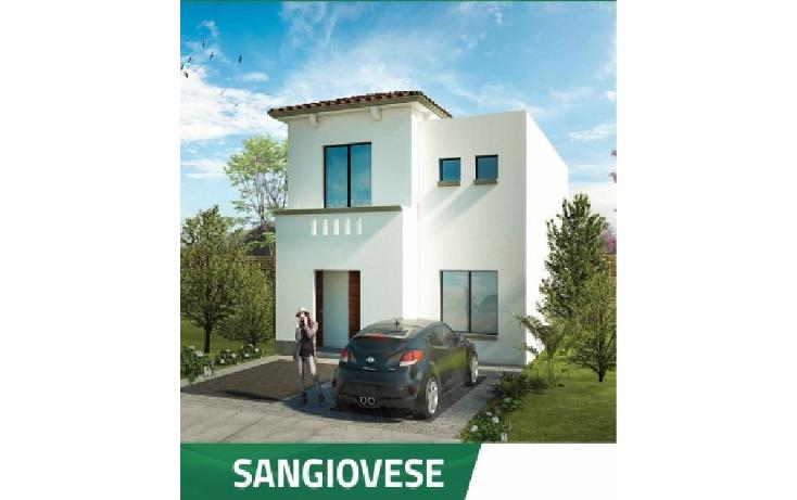 Foto de casa en venta en  , san francisco, corregidora, querétaro, 1411335 No. 01