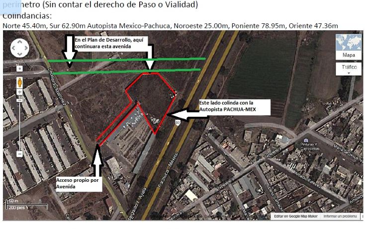 Foto de terreno comercial en venta en  , san francisco cuautliquixca, tecámac, méxico, 1990424 No. 01