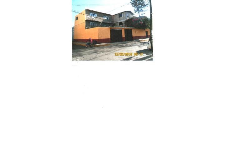 Foto de casa en venta en  , san francisco culhuac?n barrio de san francisco, coyoac?n, distrito federal, 1083223 No. 01