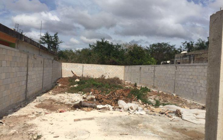Foto de terreno habitacional en venta en, san francisco de asís, conkal, yucatán, 1811492 no 01