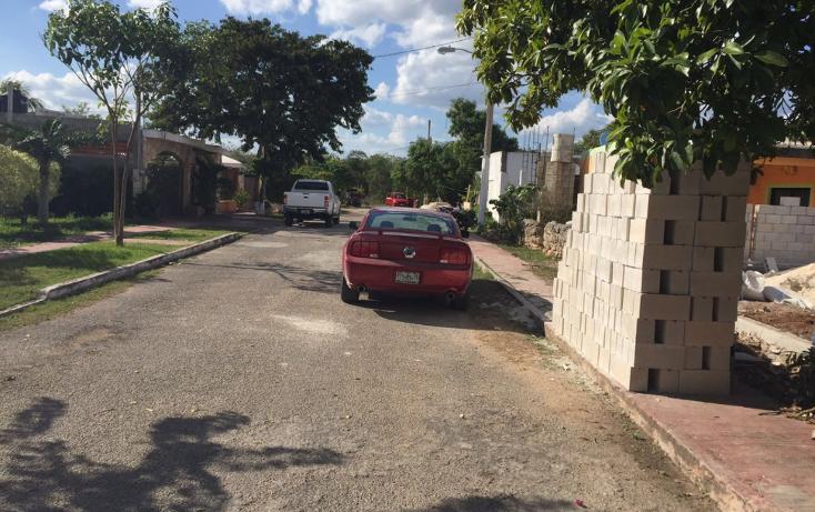 Foto de terreno habitacional en venta en  , san francisco de asís, conkal, yucatán, 1811492 No. 02