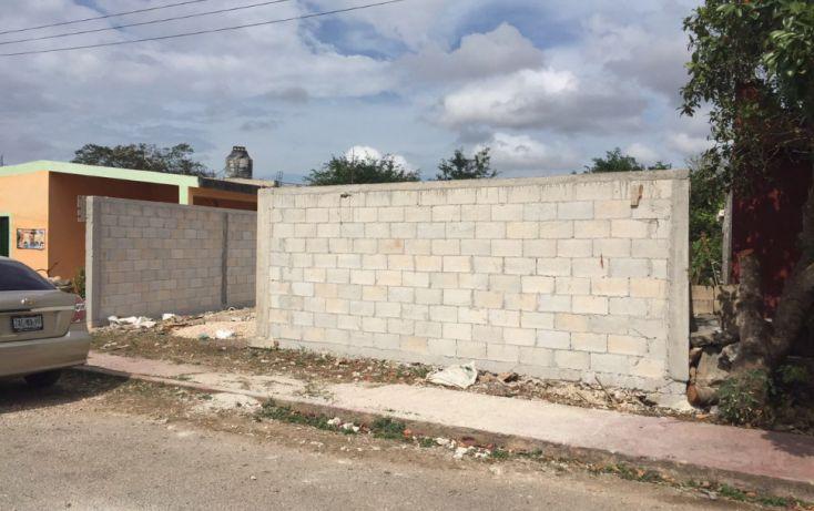 Foto de terreno habitacional en venta en, san francisco de asís, conkal, yucatán, 1811492 no 03