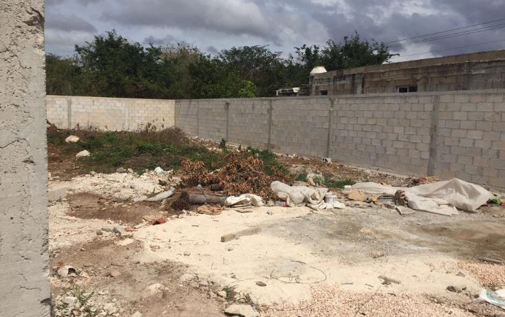 Foto de terreno habitacional en venta en  , san francisco de asís, conkal, yucatán, 1811492 No. 04