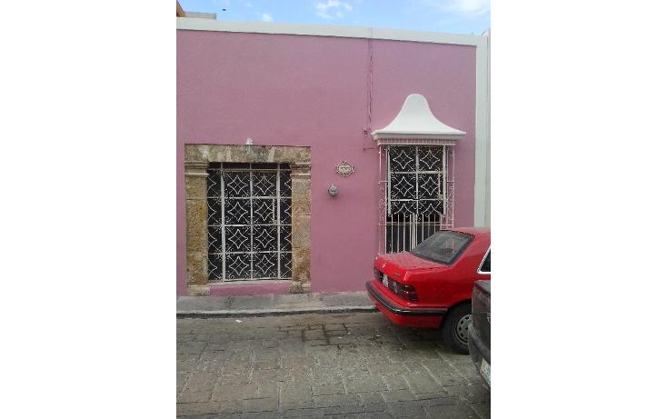 Foto de casa en venta en  , san francisco de campeche  centro., campeche, campeche, 1039439 No. 01