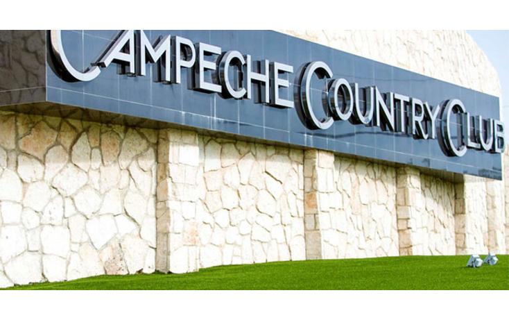 Foto de terreno habitacional en venta en  , san francisco de campeche  centro., campeche, campeche, 1243915 No. 29