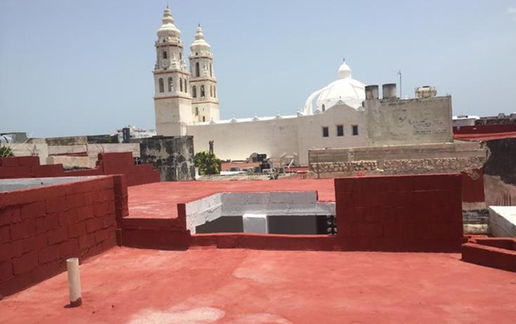 Foto de casa en venta en  , san francisco de campeche  centro., campeche, campeche, 1386501 No. 14
