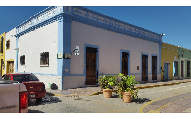 Foto de casa en renta en  , san francisco de campeche  centro., campeche, campeche, 1556934 No. 01