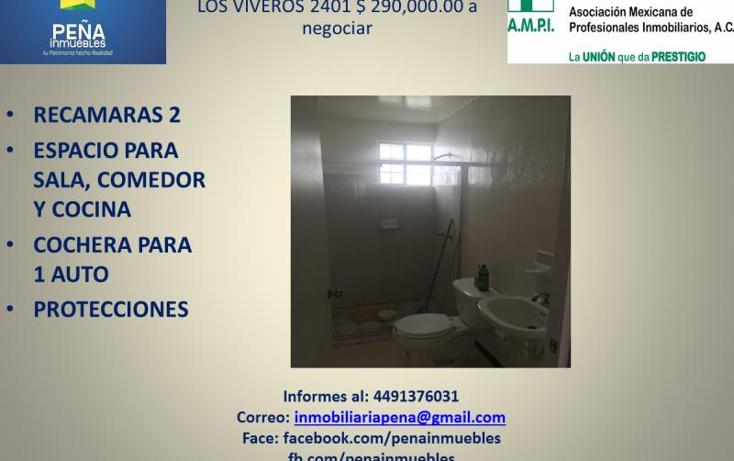 Foto de departamento en venta en san francisco de los viveros 2401, ojocaliente i, aguascalientes, aguascalientes, 2357376 No. 04