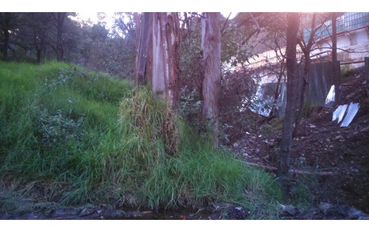 Foto de terreno habitacional en venta en  , san francisco dos ríos, huixquilucan, méxico, 1662170 No. 06