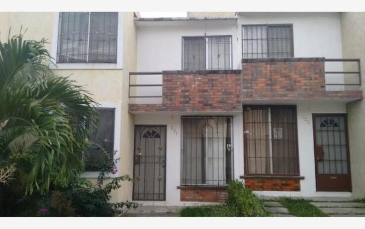 Foto de casa en venta en  , san francisco, emiliano zapata, morelos, 1590630 No. 01