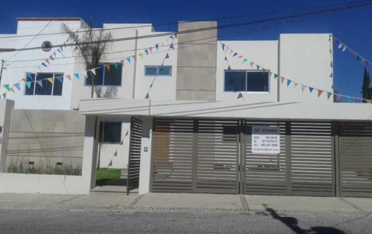 Foto de casa en venta en  ., san francisco juriquilla, querétaro, querétaro, 1218189 No. 01