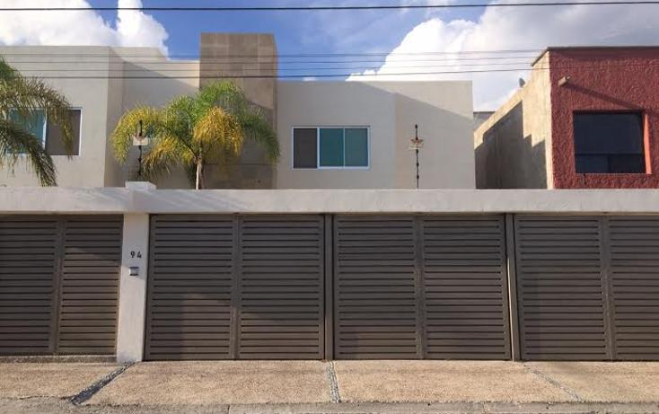 Foto de casa en venta en  , san francisco juriquilla, querétaro, querétaro, 1247571 No. 01