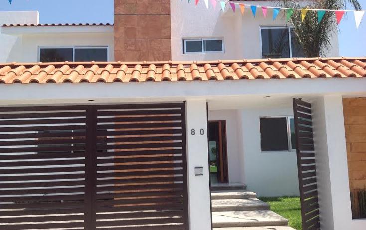 Foto de casa en venta en  , san francisco juriquilla, querétaro, querétaro, 1279021 No. 01