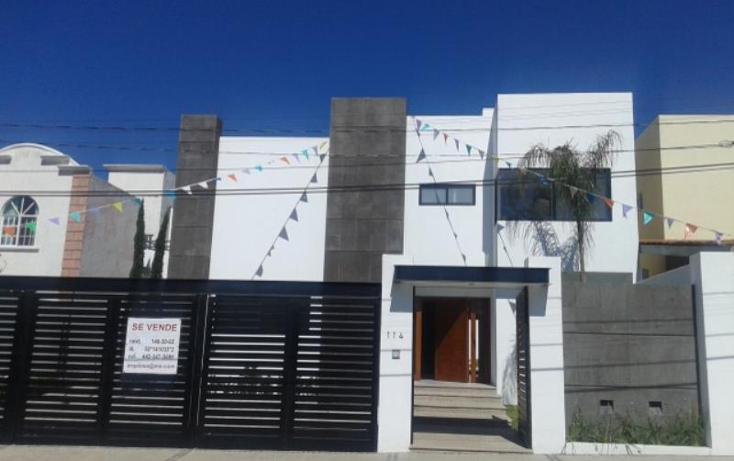 Foto de casa en venta en san fernando ., san francisco juriquilla, querétaro, querétaro, 1454003 No. 01