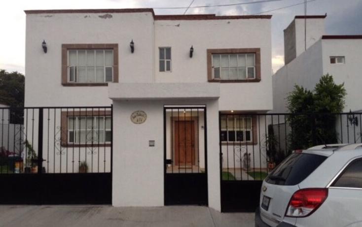 Foto de casa en venta en  , san francisco juriquilla, querétaro, querétaro, 1502451 No. 01
