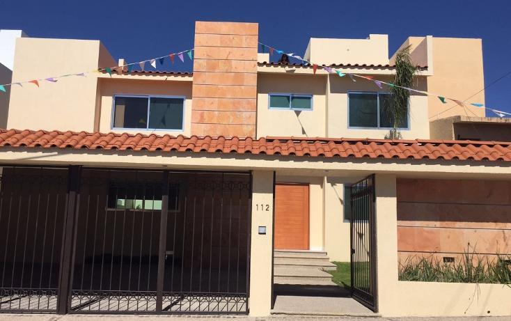 Foto de casa en venta en  , san francisco juriquilla, querétaro, querétaro, 1560588 No. 01