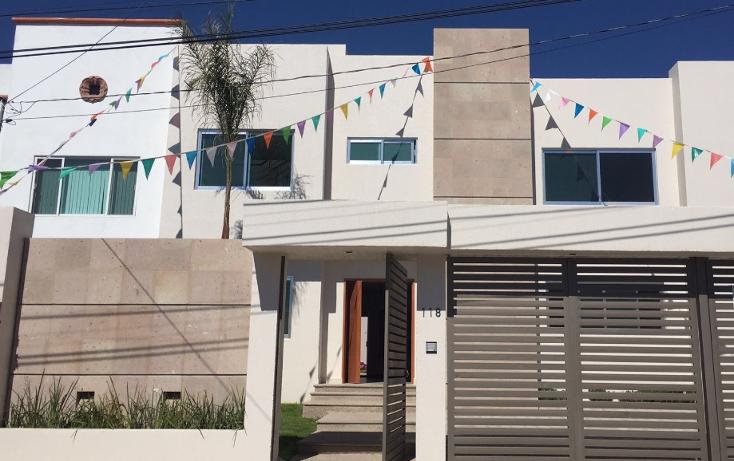 Foto de casa en venta en  , san francisco juriquilla, querétaro, querétaro, 1564646 No. 01